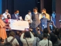 मुख्यमंत्री योगी ने भावपूर्ण कार्यक्रम में दिवंगत मीडियाकर्मियों के परिजनों को सौंपा 10 लाख का चेक