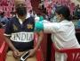 ऑल इंडिया न्यूज़पेपर एसोसिएशन (आईना) द्वारा कोविड वैक्सीनशन कैम्प।में समर्पित अधिकारियों एवं कर्मचारियों के सम्मान करने का संकल्प